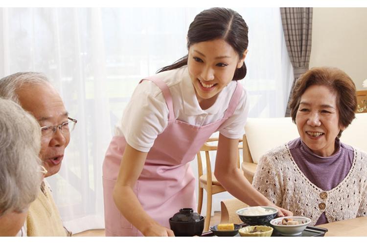 [派遣]委託会社(八街市の介護老人福祉施設)/EH320