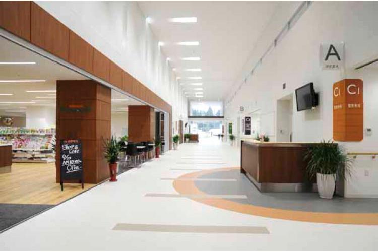 メディコム・アンド・ホールディング・マネージメント株式会社(牛久愛和総合病院)