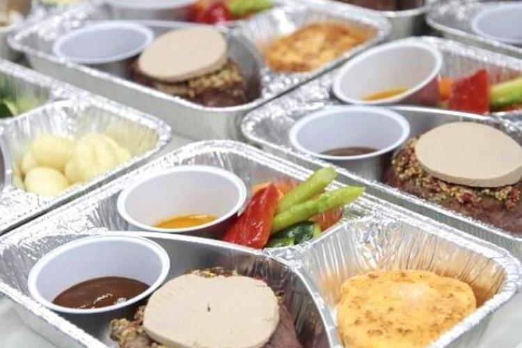 関西空港内機内食調理スタッフ(AASC)