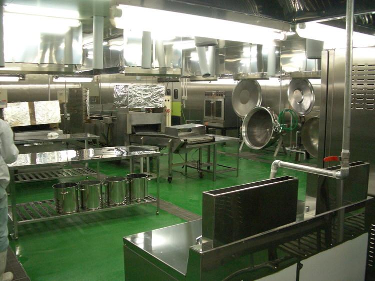 フードサービス「銀のオーブン」