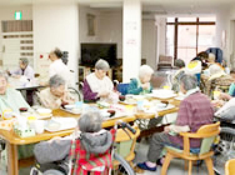 有料老人ホーム 緑寿の郷