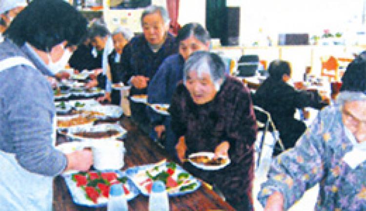 社会福祉法人 天龍村社会福祉協議会