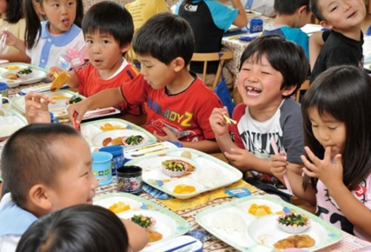 斉藤クリエート食品株式会社(前橋市内の幼稚園)